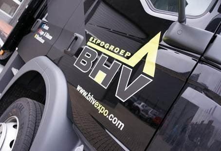 chauffeur bhv expo