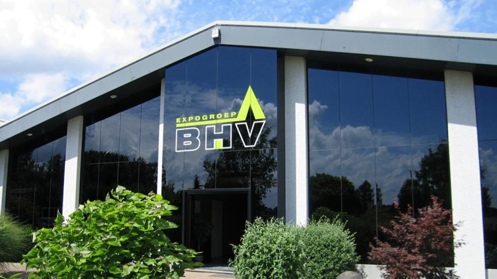 BHV Expo Groep voorzijde